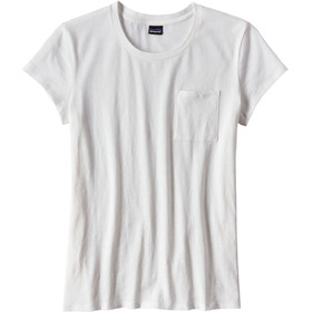 Patagonia W's Mainstay Tee White